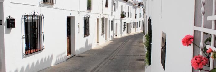 Mijas, village andalou.